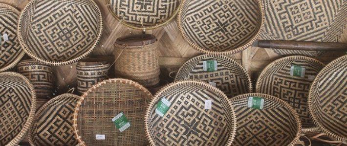 produits en bambou