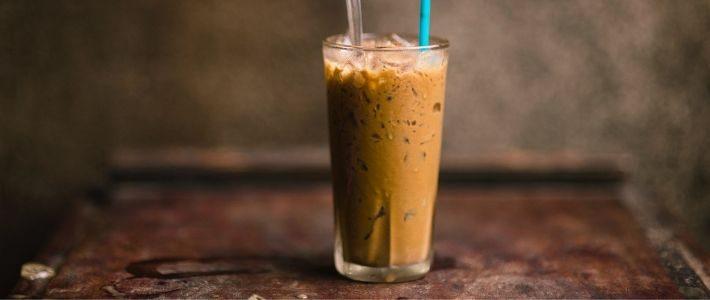 Cafe au lait du Vietnam