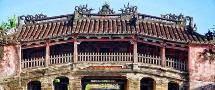 Le pont - pagode japonais