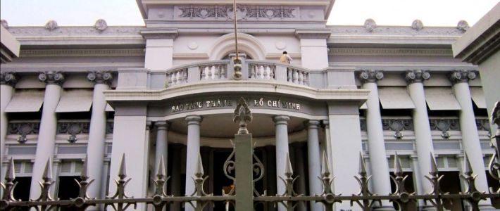 Musee de l'histoire à Ho Chi Minh ville