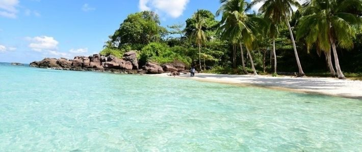 plage mong tay Phu Quoc Vietnam