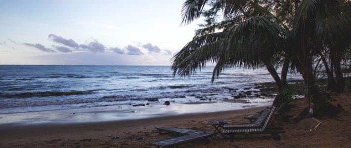Visite les plages à Phu Quoc