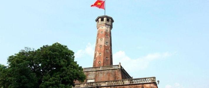 Tour du drapeau de Hanoi
