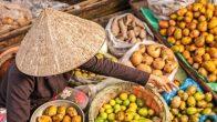 Visite marché flottant du delta du Mékong