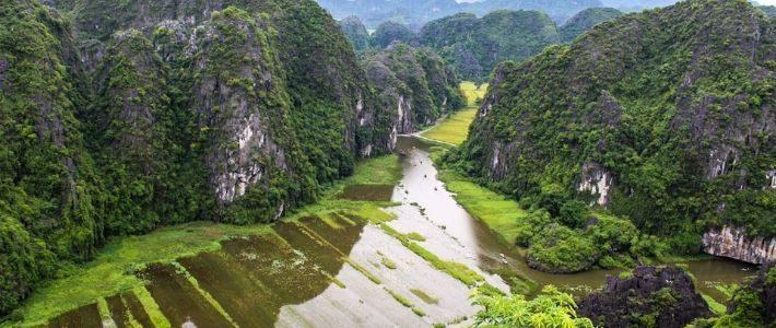 Visite Ninh Binh