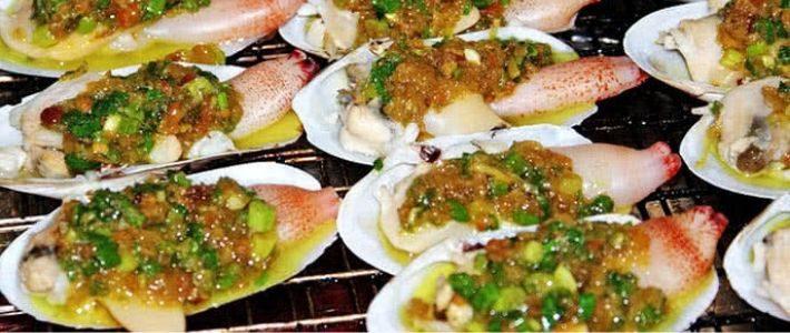 manger à Quan Lan