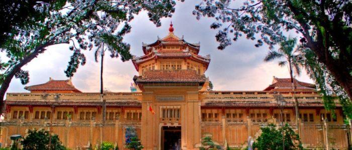 Musée d'Histoire Saigon