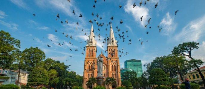 Voyage au Vietnam Saigon Ho Chi Minh Ville