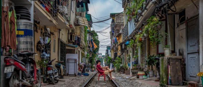 La ville Hanoi - Destinations Vietnam