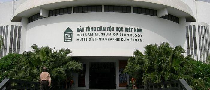 Le musée ethnographique -  Visite de Hanoi