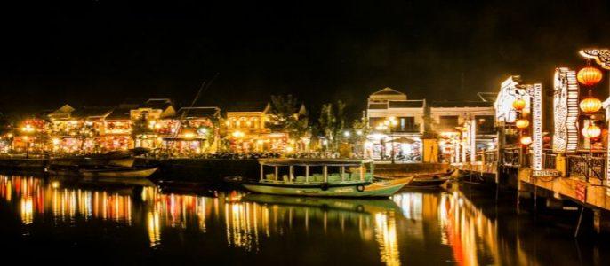 La ville ville Hoi An
