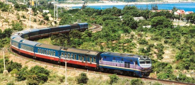 Train pour Hanoi Saigon - Circuit Vietnam Hanoi Saigon