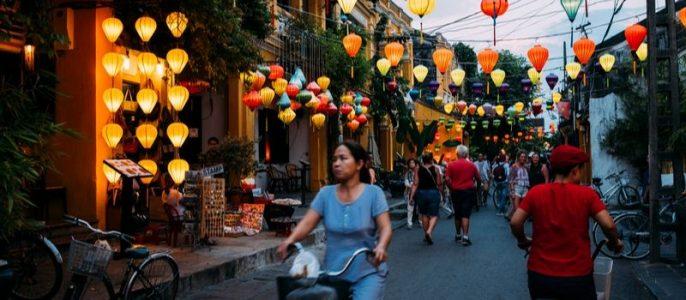 Vieille ville de Hoi An - Séjour au Vietnam pour les seniors