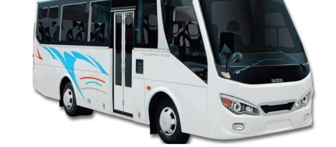 Bus Hanoi Ba Be