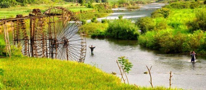 réserve naturelle Pu Luong