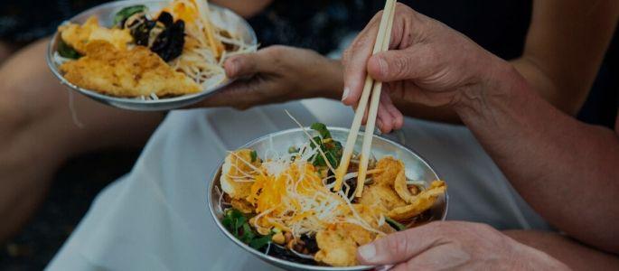 Nourriture vietnamienne - Budget pour séjour au Vietnam