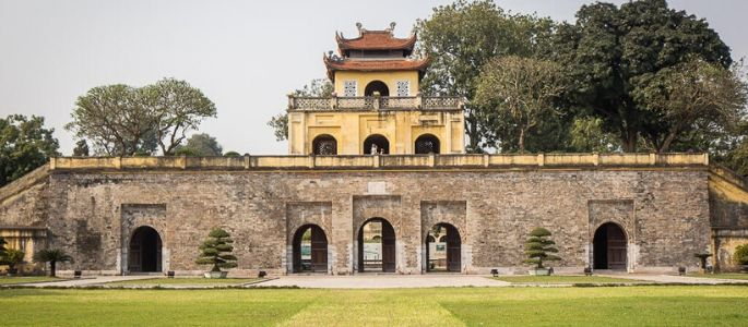 Citadelle Impériale de Thang Long
