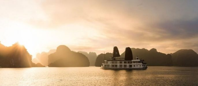 Excursion en jonque de croisière Halong