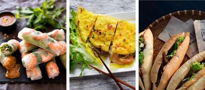 Cuisine vietnamienne - Voyage réussi au Vietnam