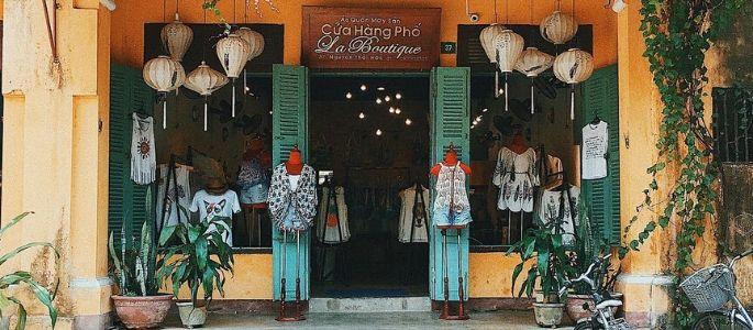 Tailleurs de Hoi An - Voyage au Vietnam Hoian