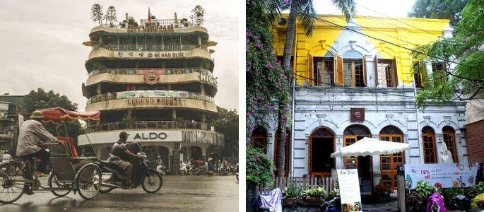 Vieux quartier et quartier français - Voyage au Vietnam Hanoi